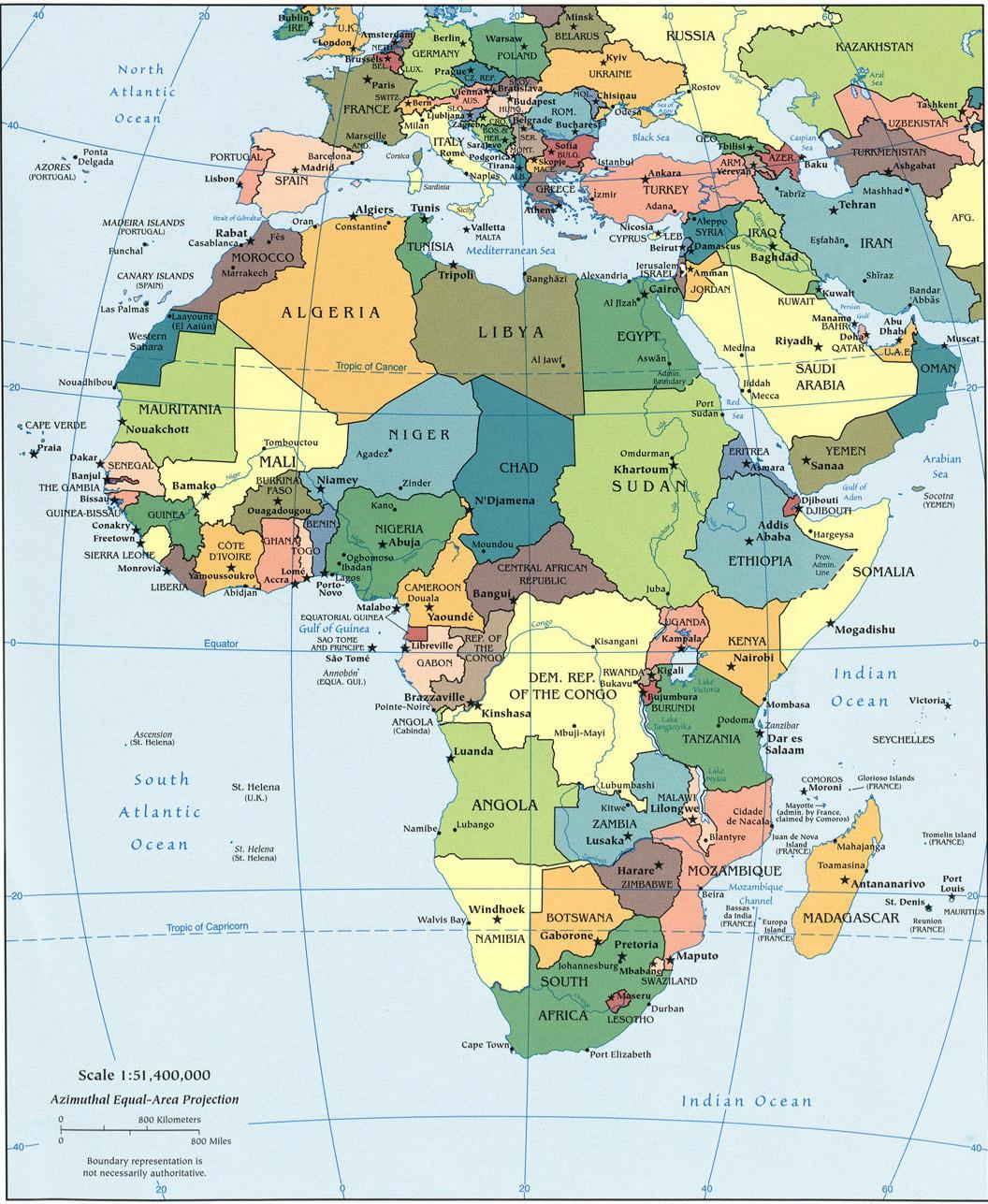 karta över norra afrika Afrika | Travel Forum karta över norra afrika