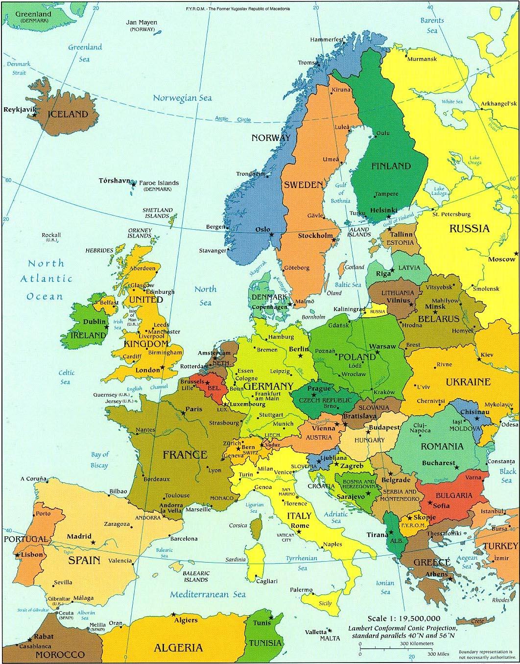 karta norra europa Europa | Travel Forum karta norra europa