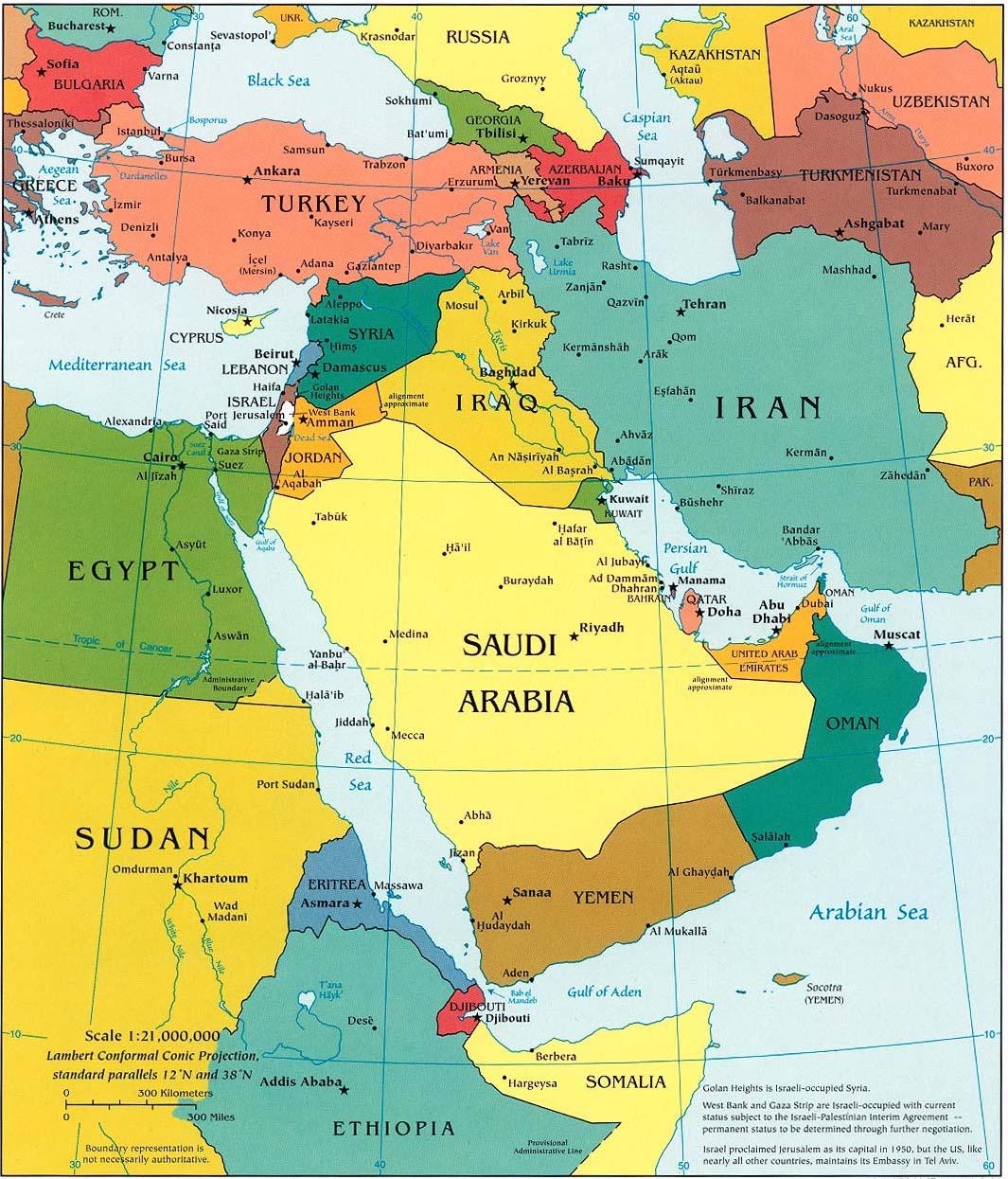 västra asien karta Asien | Travel Forum västra asien karta