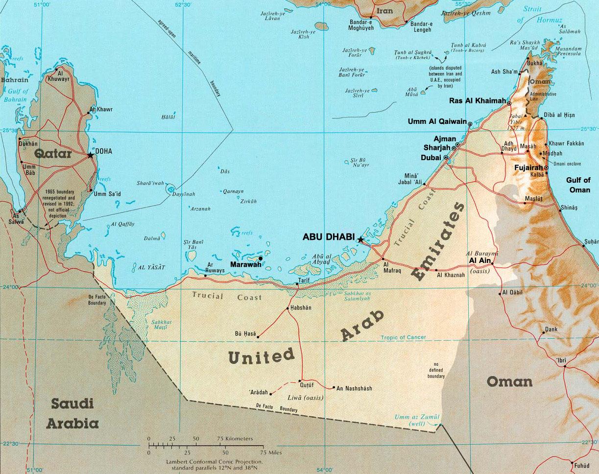 förenade arabemiraten karta Förenade Arabemiraten | Travel Forum förenade arabemiraten karta