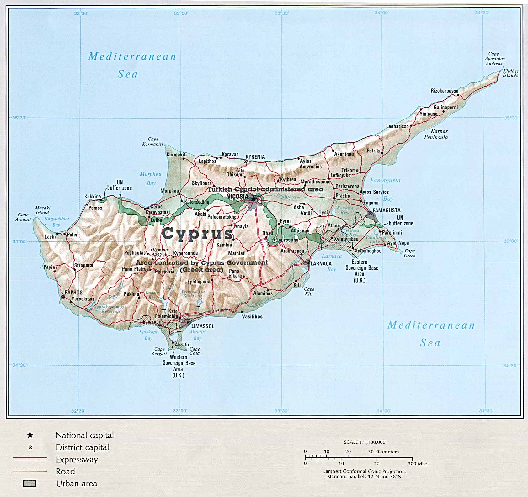 a overview of independence of republic of cyprus Cyprus 50 years of independence - birth and development of the republic session-1  an overview of the history of the republic he mr alexandros zenon high .