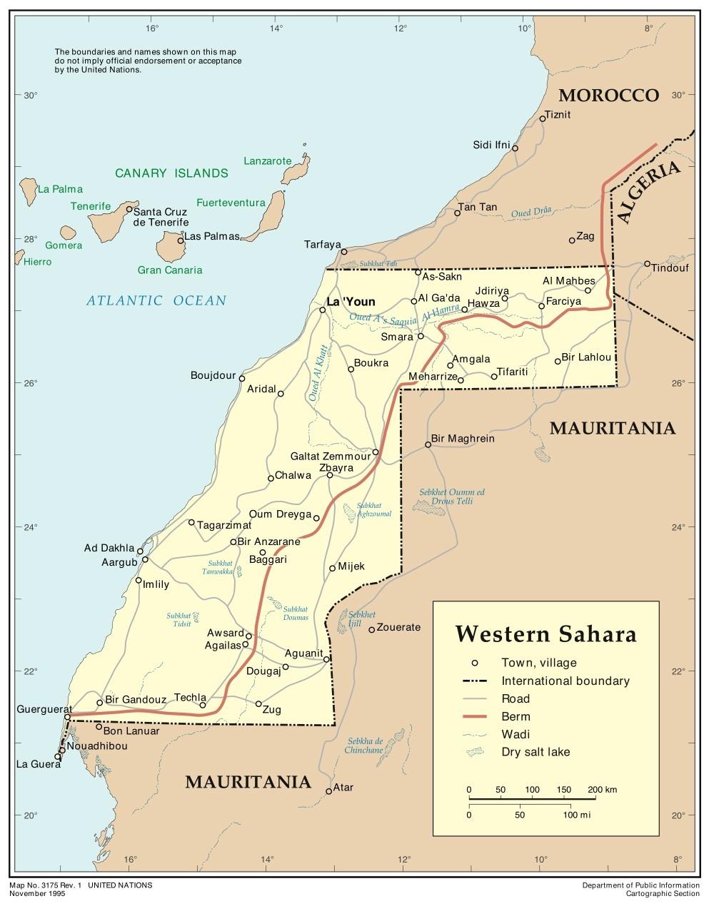 västsahara