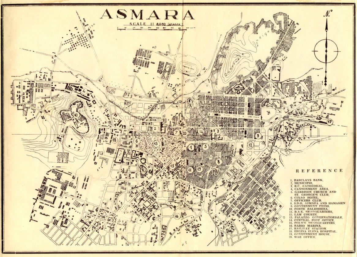 Asmara Travel Forum