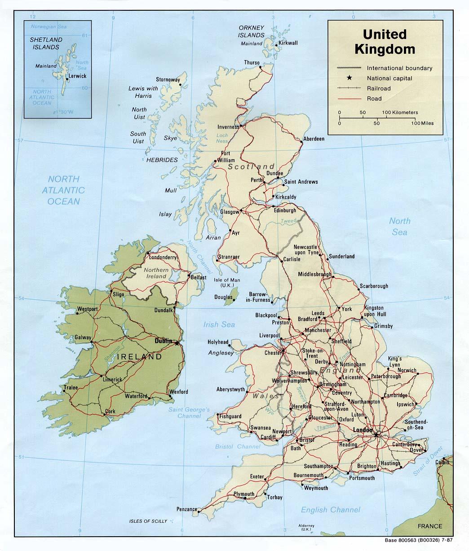 karta över england och skottland Storbritannien | Travel Forum karta över england och skottland