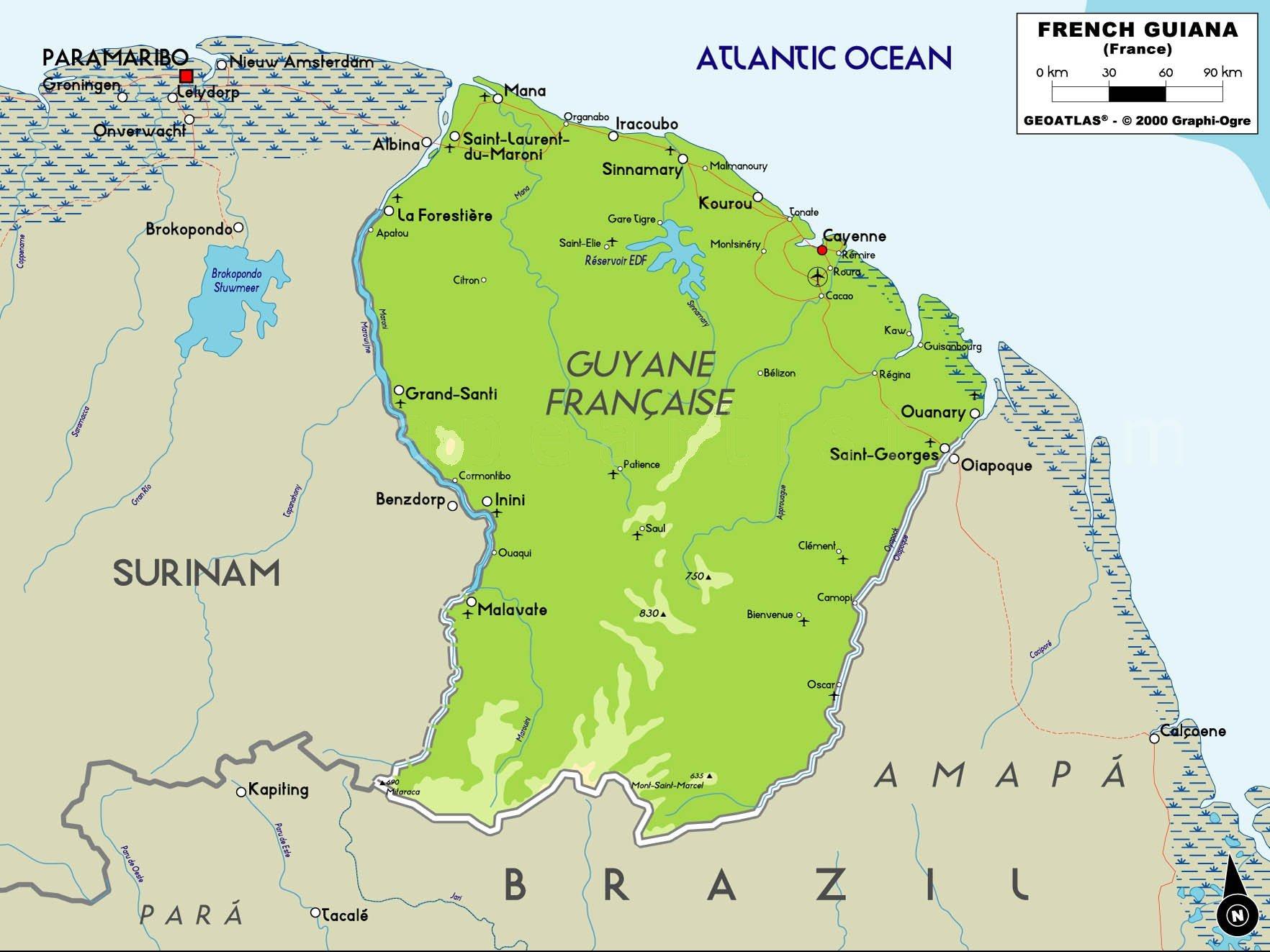 Franska Guyana Travel Forum
