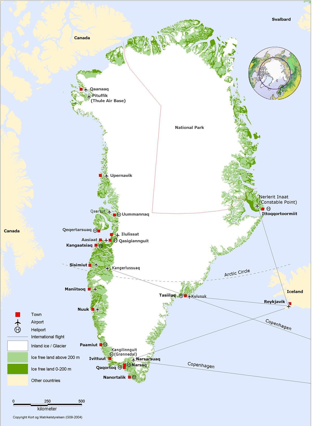 grönlands karta Grönland | Travel Forum grönlands karta