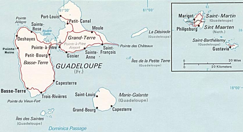Guadeloupe Travel Forum