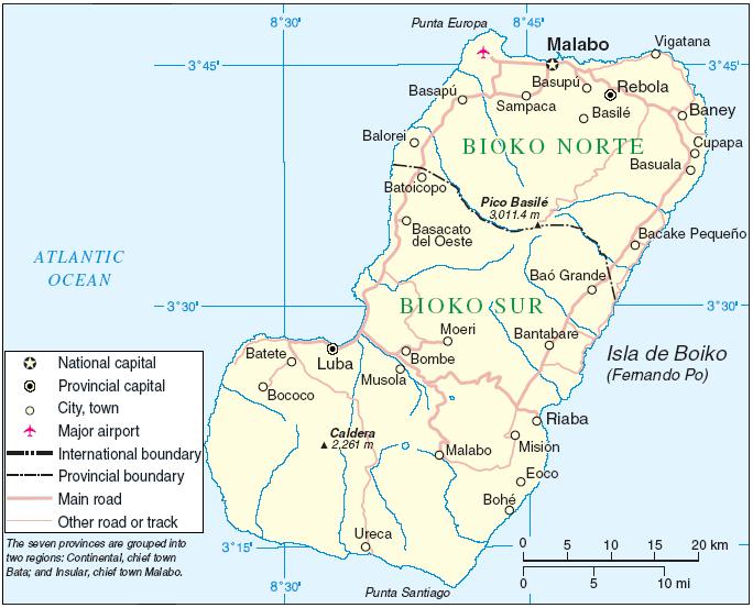 karta-over-bioko Malabo Equatorial Guinea Map on bioko equatorial guinea map, n'djamena chad map, guinea africa map, equatorial guinea political map, libreville gabon map, malabo people, malabo on map, western sahara map, malabo international airport, malabo africa, equatorial guinea border map, malabo bioko norte, monrovia liberia map, maseru lesotho map, malabo girls, equatorial guinea cities map, guinea conakry map, equatorial guinea on map, equatorial guinea capital map,