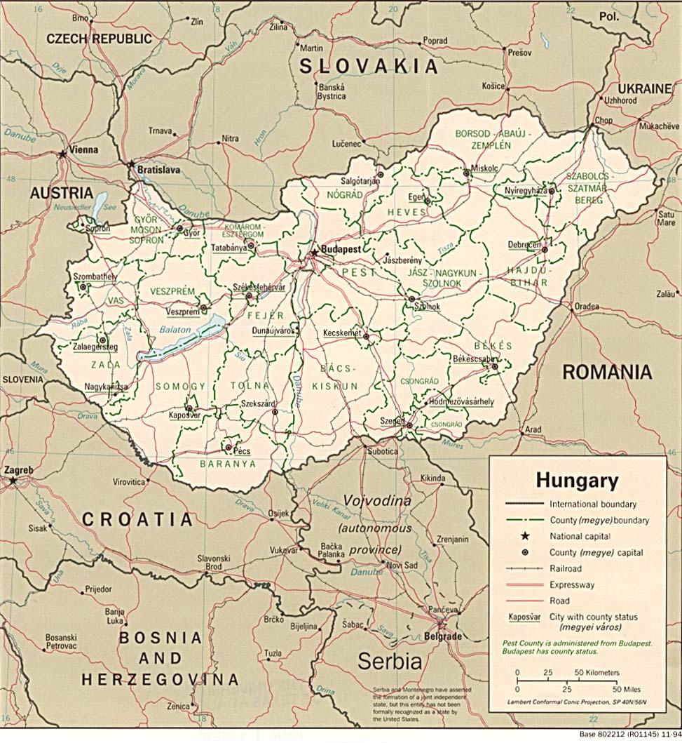 karta balatonsjön Ungern | Travel Forum karta balatonsjön