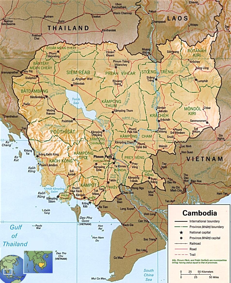 karta kambodja thailand Kambodja | Travel Forum karta kambodja thailand
