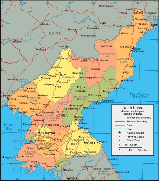 nordkorea karta Nordkorea | Travel Forum nordkorea karta