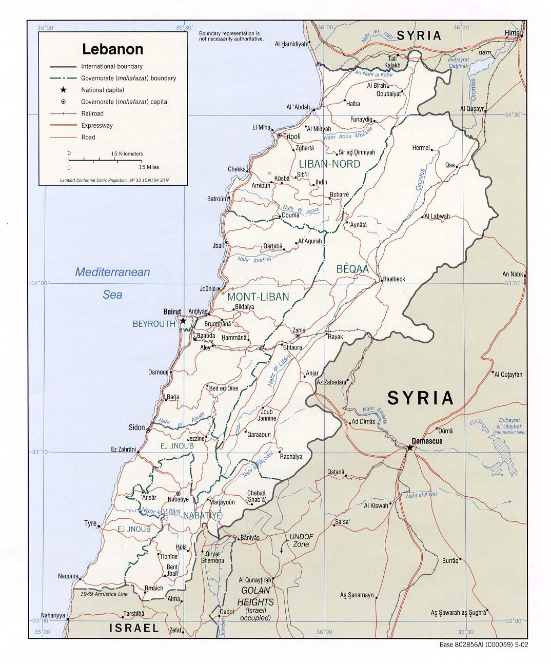 städer i israel