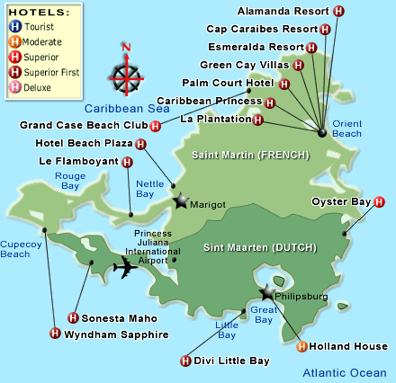 karta st martin Marigot   Travel Forum karta st martin