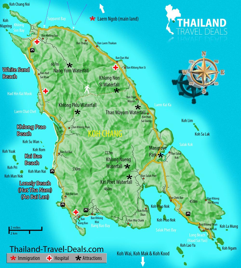 karta thailand