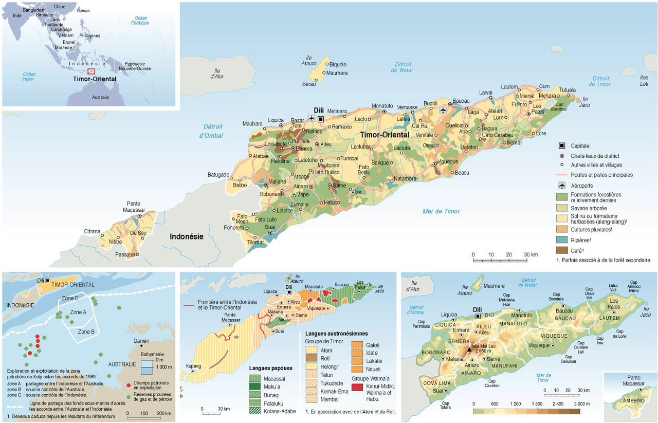 östtimor