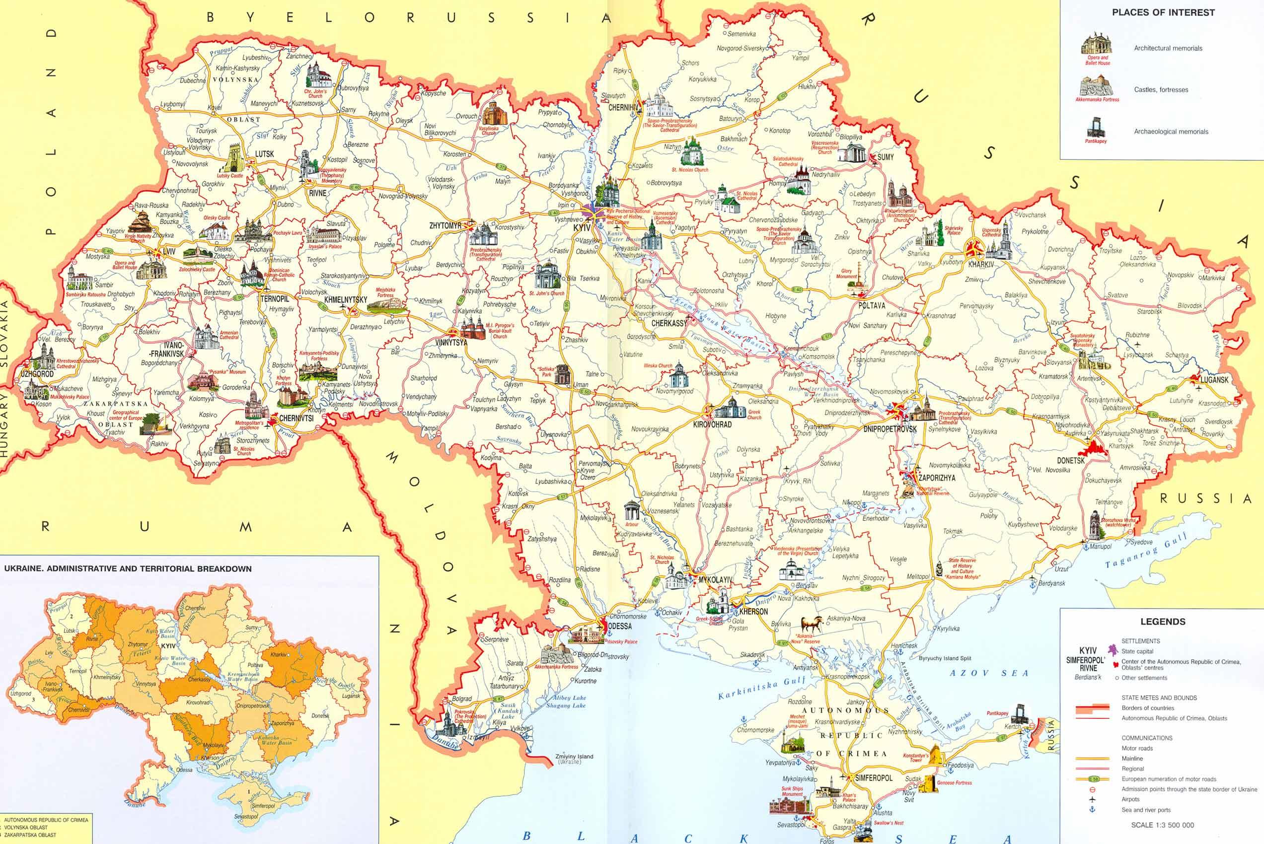 karta över ukraina på svenska Poltava   Travel Forum karta över ukraina på svenska