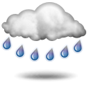 Possible Light Rain and Humid