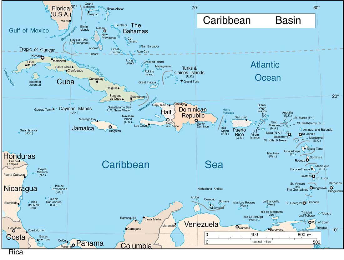 västindien karta Västindien   Travel Forum västindien karta