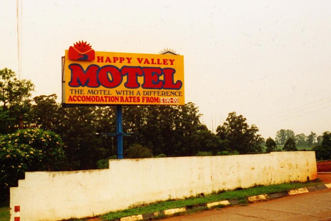 Happy Valley Motel - Swazilands eget gomorra